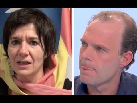 """Rabia en Catalunya Ràdio: """"Dolça Catalunya es peligrosa. No la cites"""""""