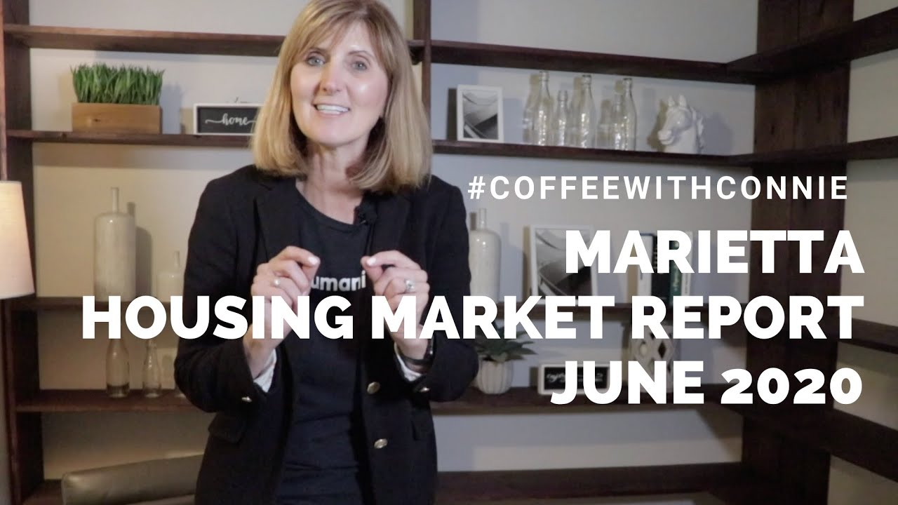 Marietta Housing Market Report June 2020