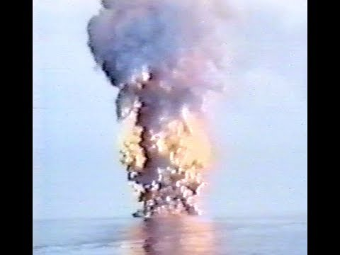 SMIT TAK - The scuttling of a LPG Tanker
