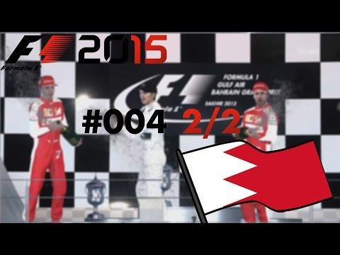 """""""Großer Preis von Bahrain 2/2"""" - Let's Play Formel 1 #008"""