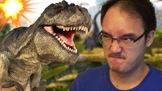 CHASSE AUX DINOSAURES !   Tasty Planet Back For Seconds #2