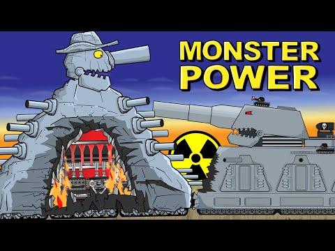 """Power Of Dorian"" -  Cartoons About Tanks"