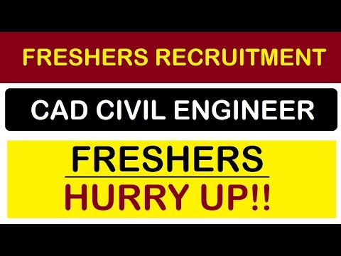 CADWORKS INDIA Pvt Ltd | FRESHER CAD DESIGN ENGINEER REQUIRED