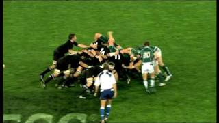 Chapter 2: All Blacks vs. Ireland The Rookie