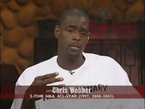 Jalen Rose Interviews Chris Webber Part 2