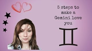 Happy keep How to woman a gemini