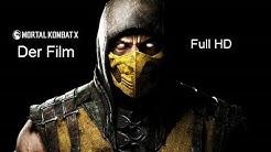 Mortal Kombat X Der Film Deutsch - Story Mode Movie German