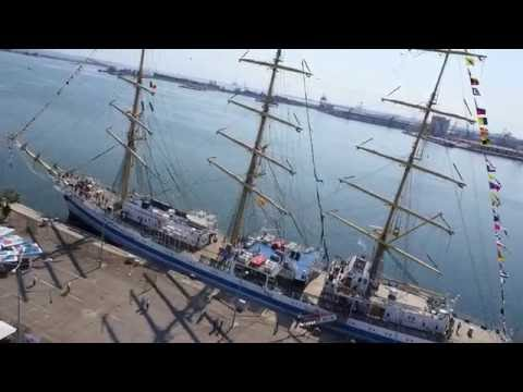 Tall Ships Romania  -  Filmed with DJI S900 drone