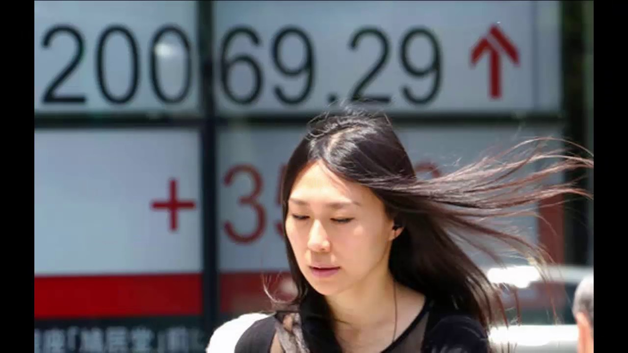 Asian Stocks Mixed After Wall Street Gains on Tax Cut Hopes