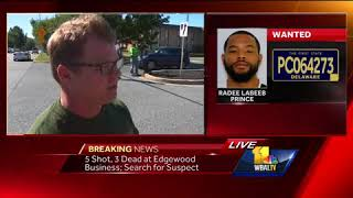 Video: Witness describes moments after shooting