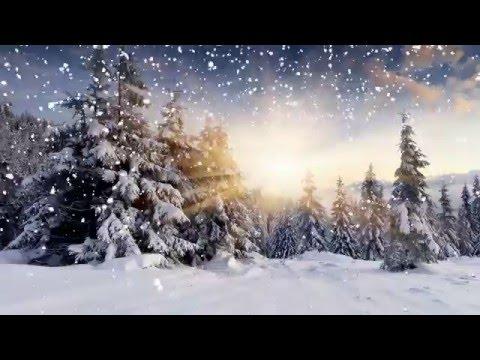 Красивые зимние пейзажи...