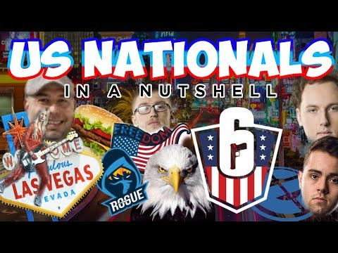 USN IN A NUTSHELL | Rainbow Six Siege | Las Vegas December 2018