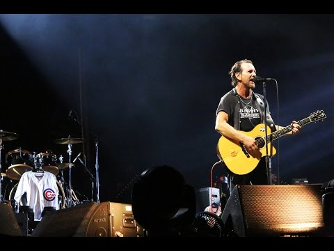 Pearl Jam 08-22-16 Wrigley Field, Chicago, IL Multicam HD Full Show