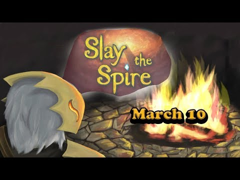 Slay the spire - daily climb - March 11