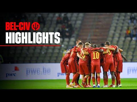 #REDDEVILS | Friendly | Belgium - Ivory Coast 1-1