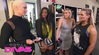 The Total Divas get brutally honest about the WWE Draft: Total Divas, April 5, 2017
