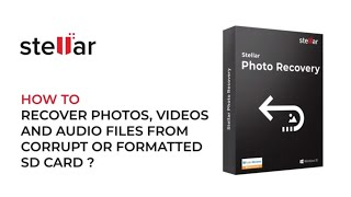 SD Card Recovery Software to Recover Photos & Videos From Corrupt or Damaged SD Card
