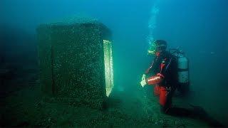 পানির নিচে সবচেয়ে রহস্যময় ৫টি আবিষ্কার। 5 Most Mysterious Underwater Discoveries