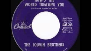 The Louvin Brothers ~ How