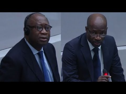 URGENT - JUSTICE :Laurent Gbagbo et Charles Blé Goudé restent en prison