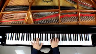 Zara Larsson, MNEK - Never Forget You Piano Cover