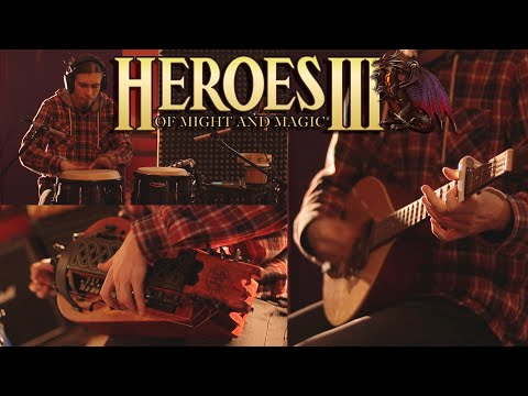 Heroes of Might and Magic III - Battle Theme - Cover by Dryante