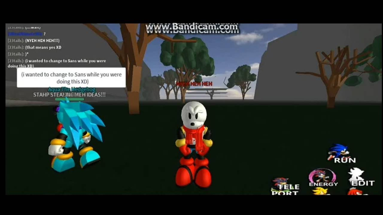 sonic rp  project reignite