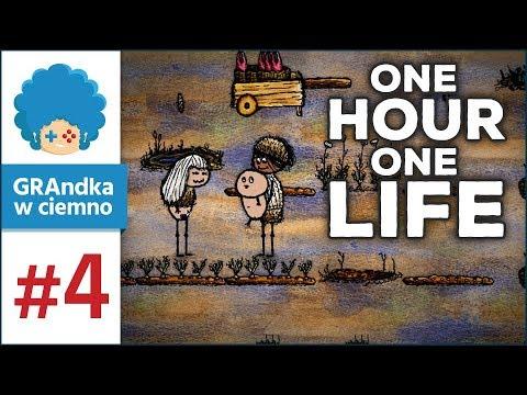 One Hour One Life PL #4   Zostałem babcią!