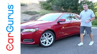 2015 Chevrolet Impala | CarGurus Test Drive Review