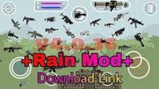 Mini Militia Rain Mod    v4.0.36    latest Version mod