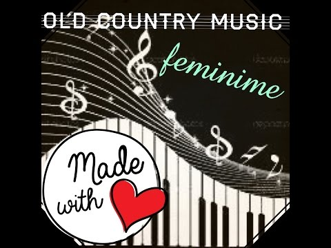"""Piano - """"Old Country Music"""""""