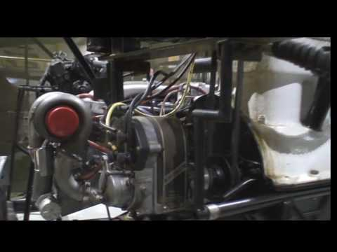 """Ford Model """"A"""" Magneto Equipped Air Camper  Engine"""