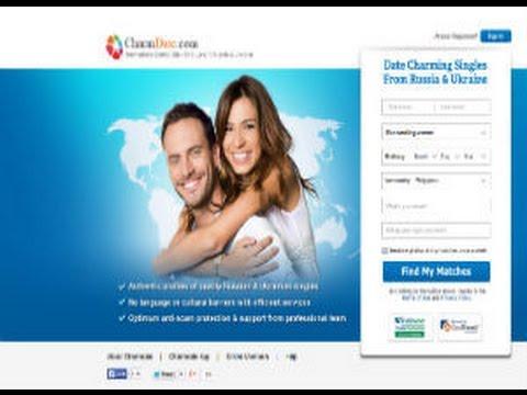 Russian and Ukrainian Women Dating on CharmDate