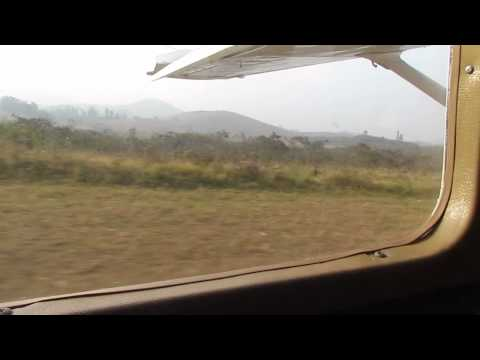 SIL Cameroon Flight From Yaounde To Lassin