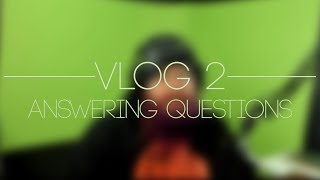 #AskOshi - Answering your questions. [2] - Vlogs with Oshikorosu.