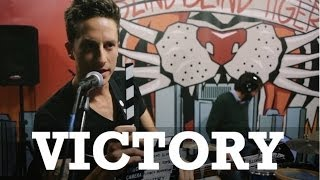 """Victory """"Play It"""" Live from the Speakeasy at BlindBlindTiger.com"""