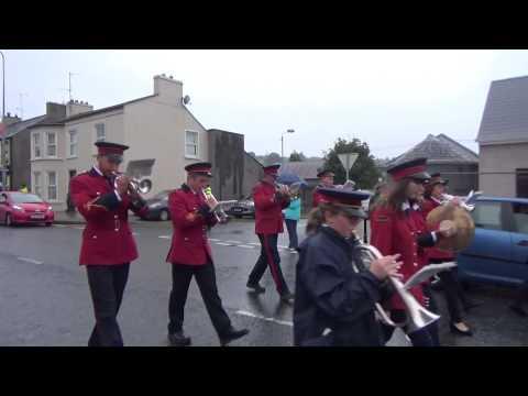 Tempo Silver Band @ Brookeborough District Parade 2015 (2)