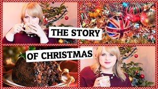 Рождество в Англии / The story of Christmas(Счастливого Рождества. В этом видео я хочу рассказать вам о Рождестве в Англии. О традициях, о том что же..., 2014-12-25T08:57:25.000Z)
