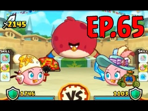 Angry Birds Fight! - ARENA STELLA MASTER CUP - GOLDEN ELVEN STAFF PRIZE - EP65