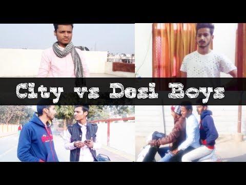 City vs Desi Boys || MVN ||