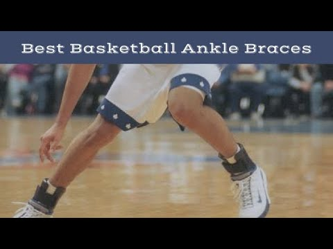 Best Basketball Ankle Braces (2020 Buyers Guide)