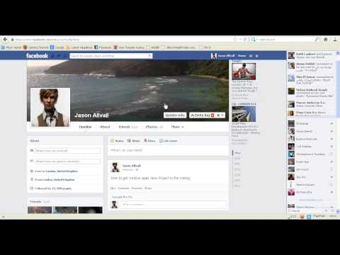 Facebook Followers - How to activate the facebook follow button