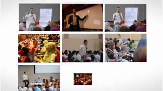 [Arabic] ProductiveMuslim.com (Featured on Al Resalah TV)