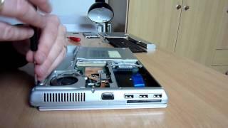 Dépannage du connecteur d'alimentation d'un PC portable