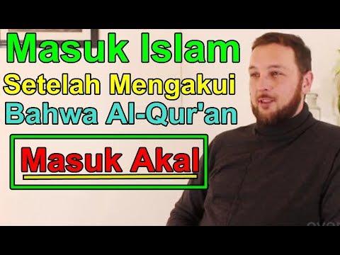 MUALAF INGGRIS OMAR MASUK ISLAM SETELAH MENILAI BAHWA AL QUR'AN MASUK AKAL