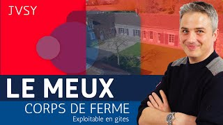 MAISON A VENDRE EN VIDEO : BELLE PROPRIETE AU MEUX #JVSY