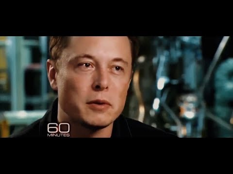 Teary-Eyed Elon Musk: NO, I DON'T EVER GIVE UP