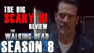 Video The Walking Dead Season 8 Episode 5 - The Big Scary U - Video Review! download MP3, 3GP, MP4, WEBM, AVI, FLV November 2017