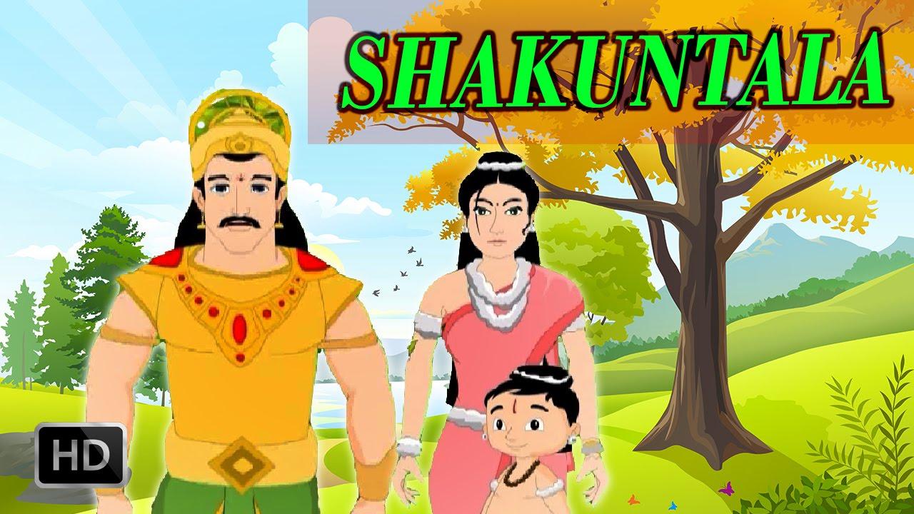characters of shakuntala story