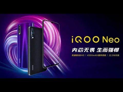รู้ก่อนซื้อ vivo iQoo Neo มือถือเกมมิ่งโฟนแรงหัวทิ่ม ราคาแค่หลักพันเท่านั้น !! - วันที่ 07 Jul 2019